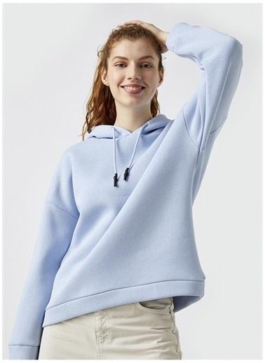 Koton Sweatshirt İndigo